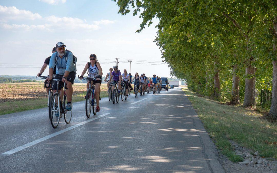Sportsko – adrenalinska avantura Zelenim stazama Dunava i Drave: veslima, biciklom i pješice