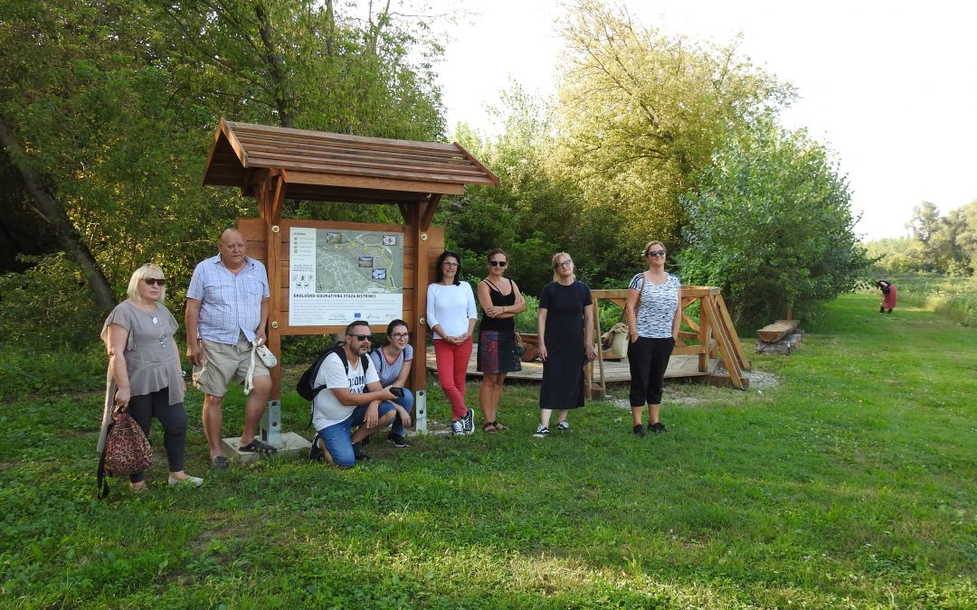 Predstavnici turoperatora i medija upoznali se s turističkim potencijalima grada Belišća i općine Erdut